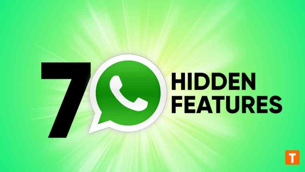 WhatsApp Hidden Features 2020