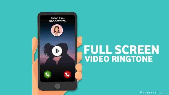 Love Video Ringtone