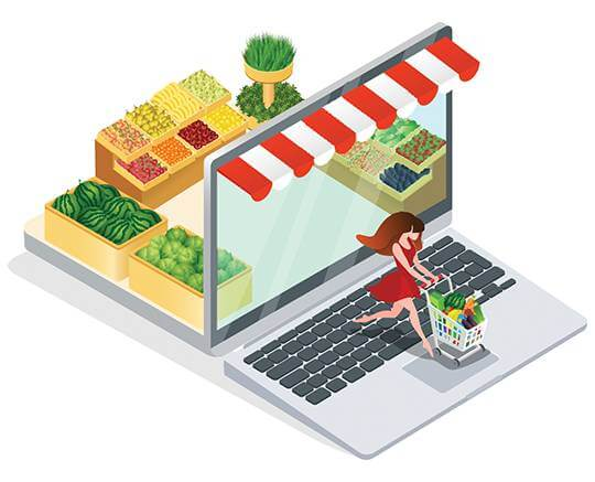 Choose From The Top On-Demand Grocery Delivery Apps of the USA 2021