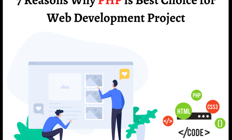 Why PHP is Best for Website Development in 2021 Top PHP Advantages