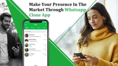Make Your Presence In The Market Through Whatsapp Clone App