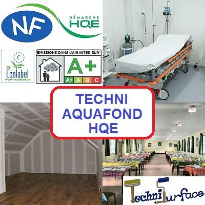TECHNI SURFACE_TECHNI AQUAFOND HQE