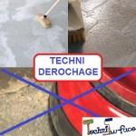 TECHNI SURFACE_TECHNI DEROCHAGE