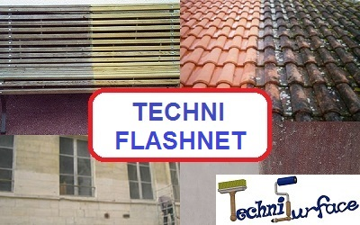TECHNI SURFACE_TECHNI FLASHNET