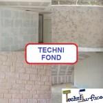 TECHNI SURFACE_TECHNI FOND
