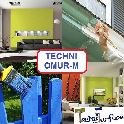 TECHNI SURFACE_TECHNI OMUR-M