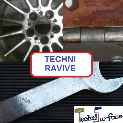 TECHNI SURFACE_TECHNI RAVIVE_Décapant rouille et métaux