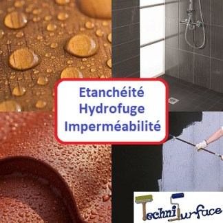 Etanchéité - Hydrofuge