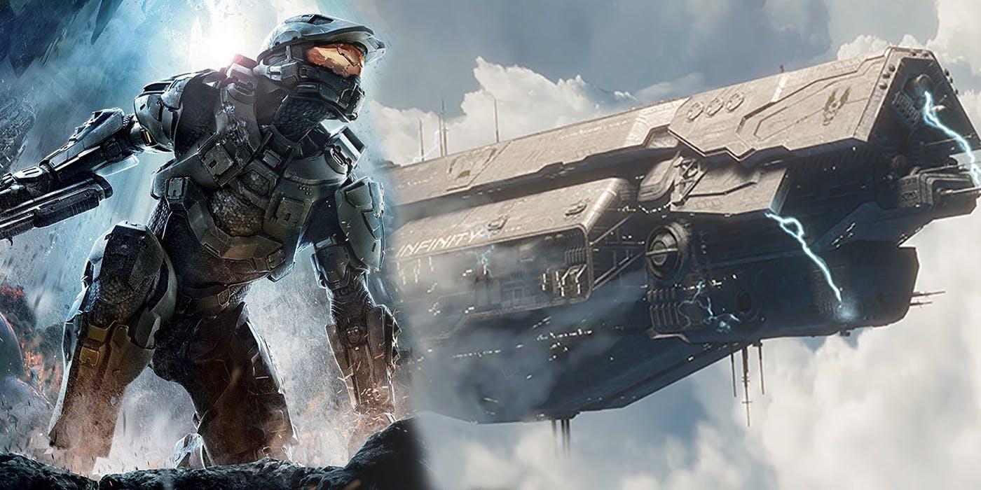 Halo Infinite : Halo Infinite announced for PC and XOne | TechniBuzz.com