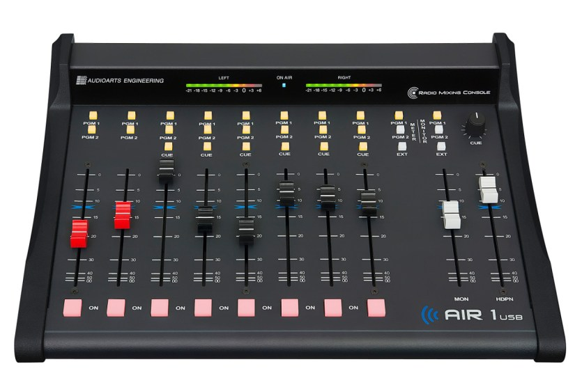 Console analogique broadcast Audioarts Air1