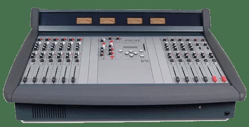 Airlab MK2 D&R console radio broadcast