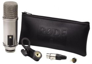 Microphone Radio Rode Broadcaster