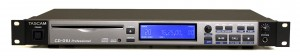 Lecteur CD broadcast Tascam CD01U Pro