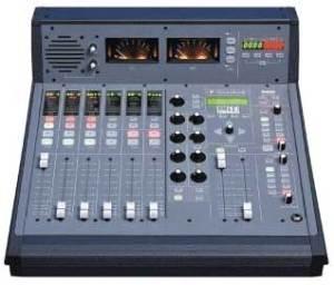 Console numerique broadcast Soundcraft RM1D