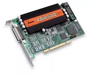 AudioScience ASI6520 carte audionumerique pci broadcast radio