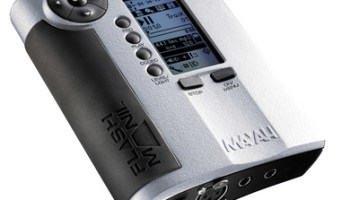 Mayah Flashman II enregistreur radio