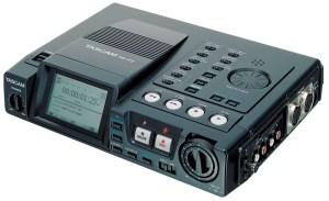 Tascam HD-P2 Enregistreur broadcast