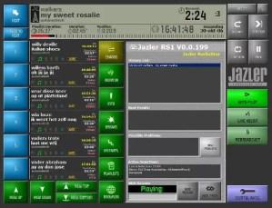 Jazler logiciel automation radio