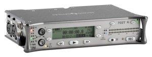 Sound Devices 702 enregistreur portatif broadcast
