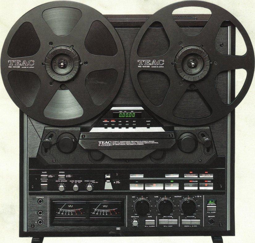 Teac X-2000R