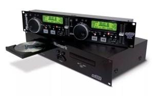 Numark MP302 double lecteur CD
