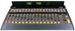 Harris NetWave console numérique broadcast radio