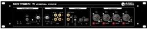 Console numerique radio Oxygen 4 digital (face)