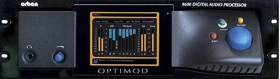Orban Optimod-FM 8600