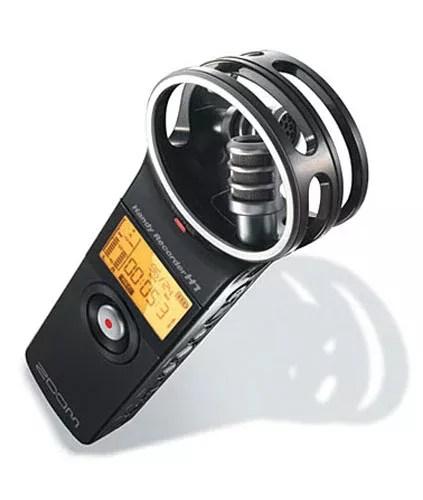 enregistreur numerique zoom h1 h-1