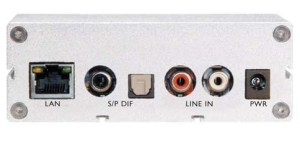 Barix Instreamer 100 codeur Audio IP technic2radio