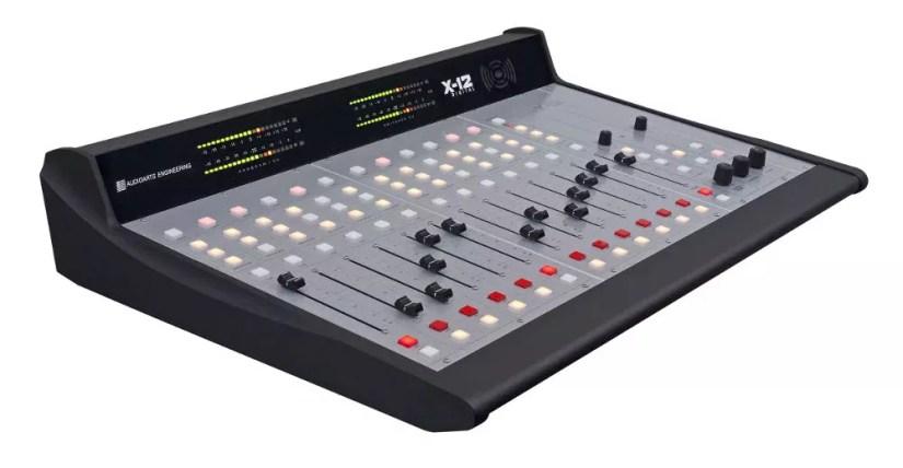 Audioarts X-12 angle