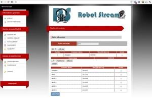 Robot Stream