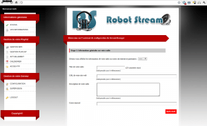 RobotStream