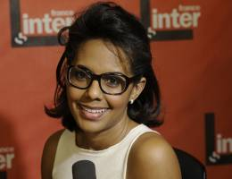 Audrey Pulvar sur France Inter
