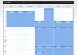 Cloud DJ Schedule