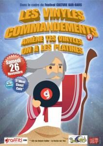 VINYLES COMMANDEMENTS
