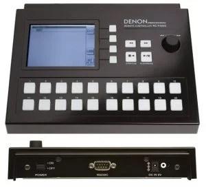 Denon RC-F400S télécommande