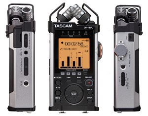 Enregistreur Tascam DR-44WL