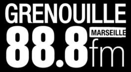 Logo Radio Grenouille