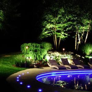 Garden Light ( إنارة الحدائق )