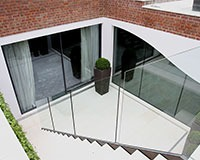 Glass for Basements
