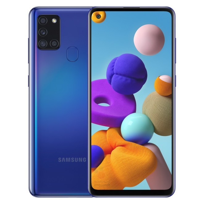 Samsung Galaxy A21s Launched With Punch Hole Selfie And 48mp Quad Camera Setup Check Full Details Technical Ahmad