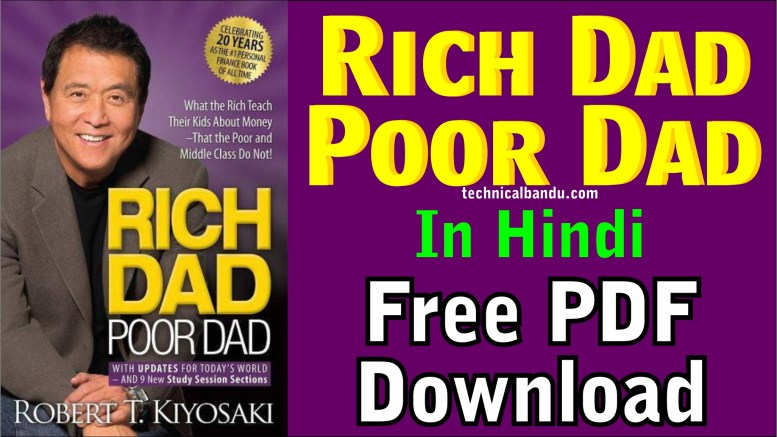 Rich Dad Poor Dad In Hindi Free PDF Download , Rich Dad Poor Dad In Hindi PDF; rich dad poor dad; rich dad poor dad story; rich dad poor dad pdf; robert kiyosaki ki story book;; rich dad poor dad hindi epub; rich dad poor dad in hindi audio; rich dad poor dad pdf in marathi pdf free download; rich dad poor dad pdf free download; rich dad poor dad in gujarati pdf free download; rich dad poor dad pdf quora; rich dad poor dad in tamil pdf; rich dad poor dad malayalam pdf; Rich Dad Poor Dad Hindi Podcast