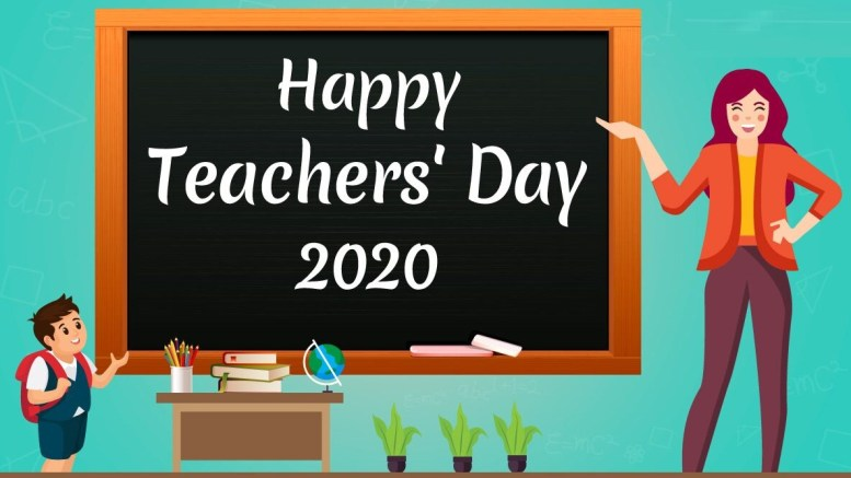 Happy Teacher day images 2020