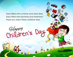 Happy Children day wishes