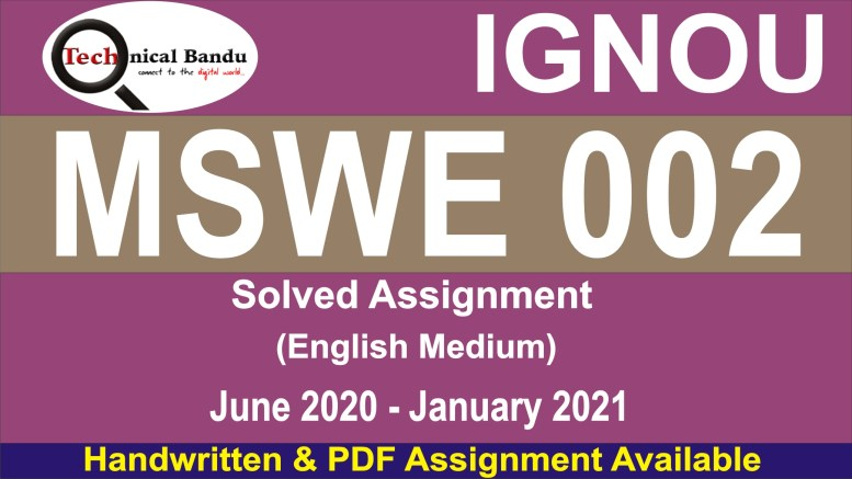 msw solved assignment free download; ignou msw solved assignment 2019-20 in hindi; ignou assignment 2020-21; ignou msw assignment 2020-21 in hindi; ignou msw solved assignment 2020; msw solved assignment in english 2019-20; ignou msw assignment 2019-20 in hindi; msw 1st year assignment 2020