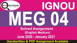 meg 4 solved assignment 2020-21 free; meg 04 aspects of language solved assignment 2019-20; meg 4 assignment 2020-21; meg 04 assignment 2020-21; meg 4 solved assignment 2019-20 my exam solution; ignou meg solved assignment 2020-21