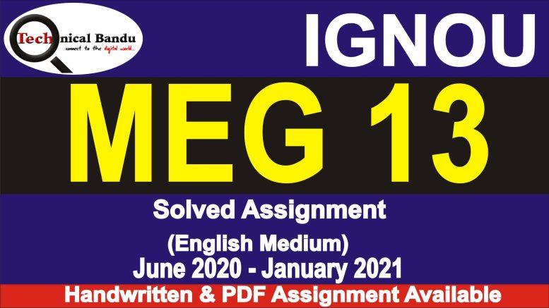 ignou meg solved assignment 2020-21; meg 4 solved assignment 2020-21; ignou meg solved assignment 2020-21 free download; ignou solved assignment 2020-21 download pdf; meg 10 solved assignment 2020-21