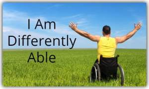 slogan on disability in hindi