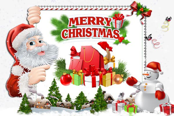 Best Merry Christmas Greetings images, wallpapers, Photos, Pics ...